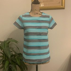 The Limited Women's XS striped blouse
